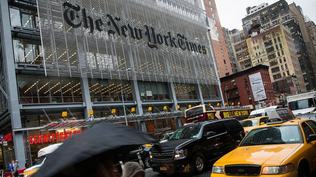 Anonymous donor gives NY Times $1M for student subscriptions https://t.co/Sc0y5OlHbw https://t.co/yYeWCHPigc