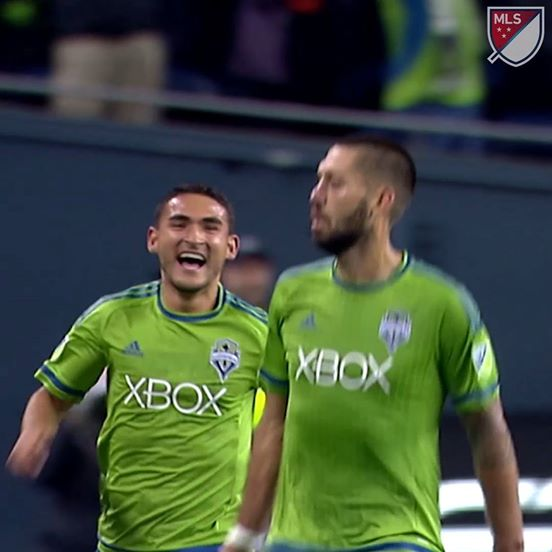 The Deuce is loose (and a year older!).  Happy Birthday Clint Dempsey!...