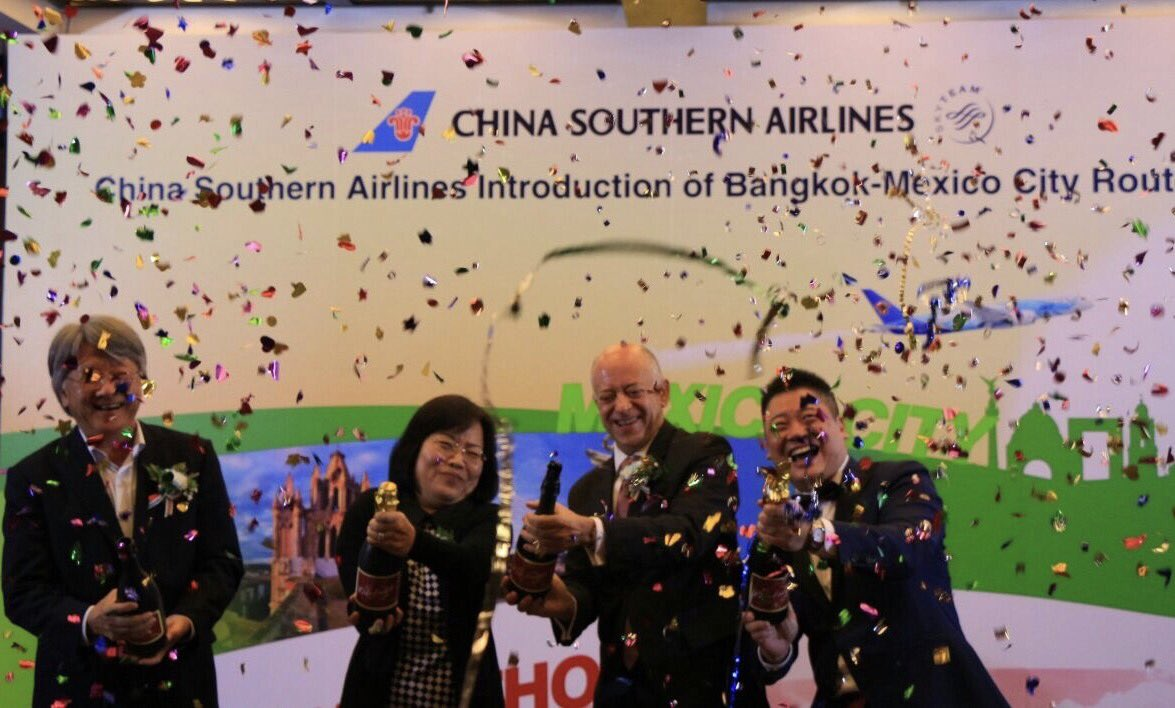 Jaime Nualart On Twitter Quot China Southern Airlines