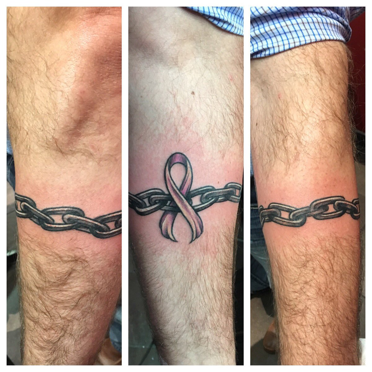 Breastcancerribbontattoo Hashtag On Twitter