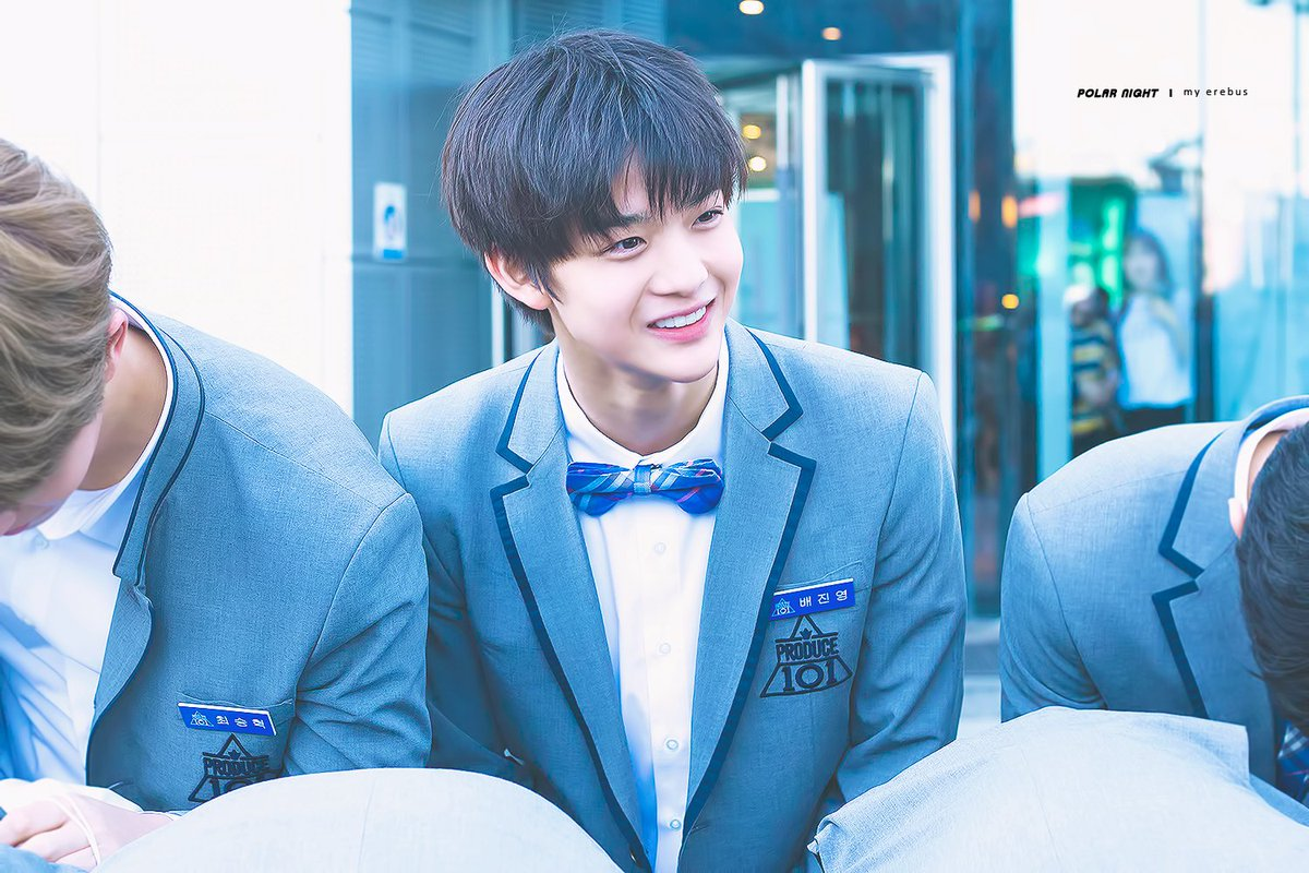 Image result for jinyoung produce 101