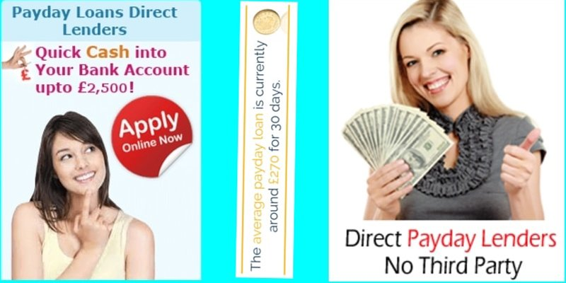 online payday loans direct lenders only