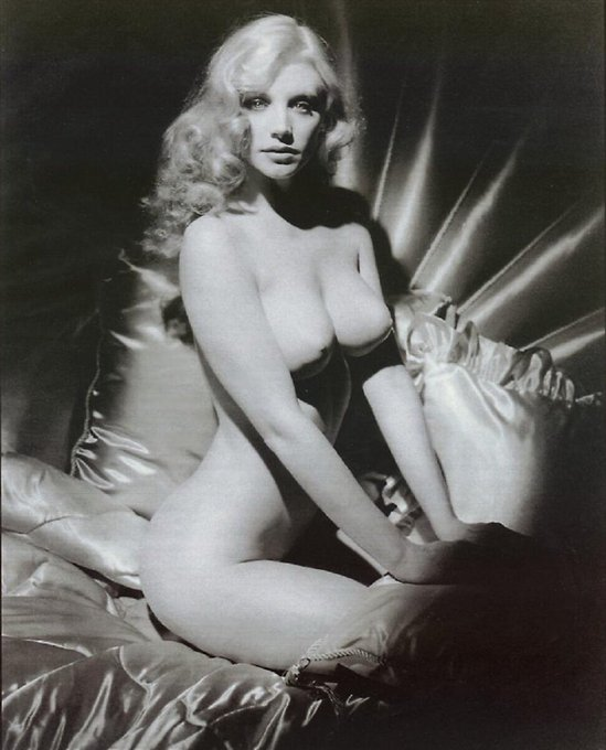 Happy birthday to the great Shannon Tweed seen here in her classic photos by George Hurrell: