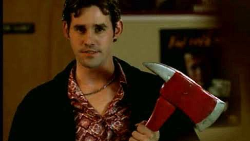 (bonus) #20ThingsILoveAboutBuffy Xander left out of something again!  #TheZeppo https://t.co/zIuTnMCCRX
