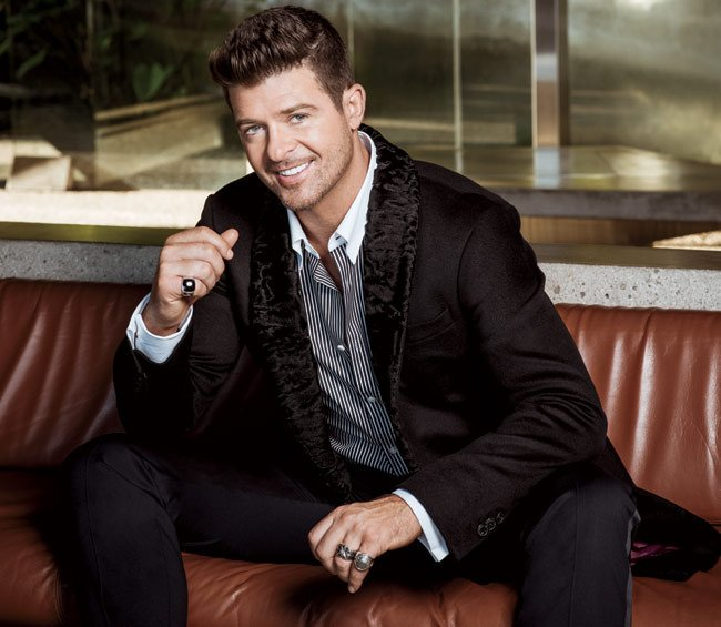 Happy Birthday to Robin Thicke, who turns 40 today!