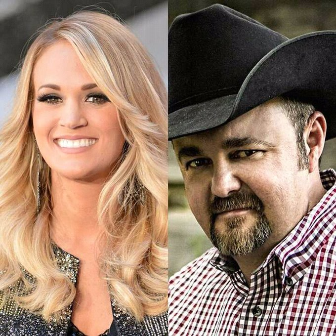 Happy birthday to our country music icons, Carrie Underwood and Daryle Bruce Singletary, cheers
