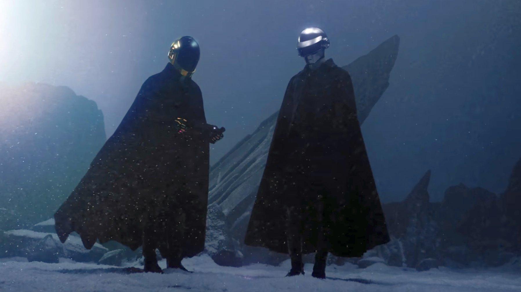 Daft Punk I Feel It Coming Music Video