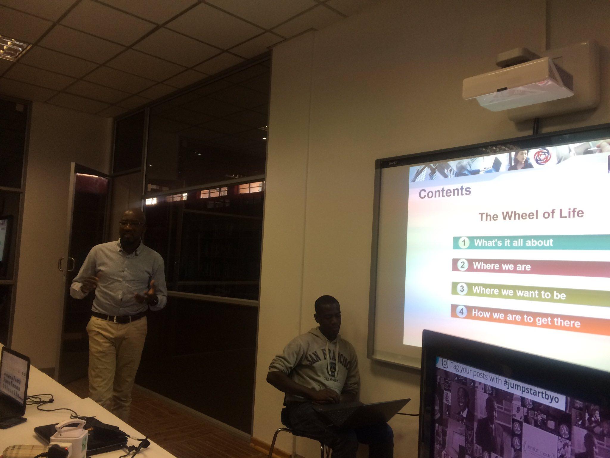 finance for an enterprise start with personal finance Andrew Chikomba #jumpstartbyo https://t.co/q7Fe0cEJOr