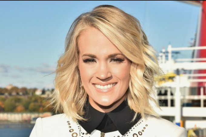 Happy 34th Birthday Carrie Underwood I hope you have a good birthday today. HAPPY BIRTHDAY