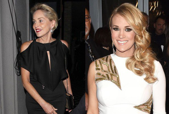 March 10: Happy Birthday Sharon Stone and CarrieUnderwood