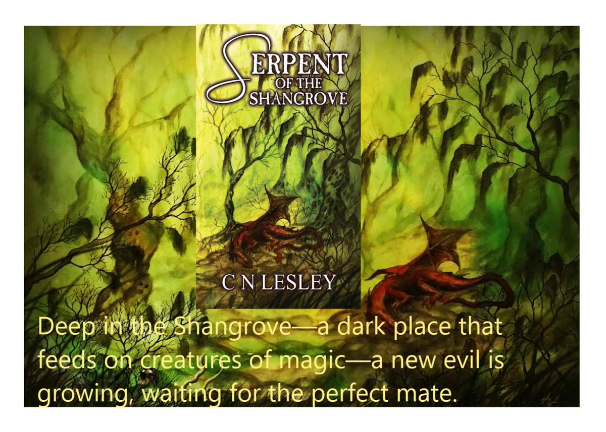 Serpent of the Shangrove, stunning paranormal fantasy. #T4US #Magic  https://www. youtube.com/watch?v=WMwPuG 0FEys &nbsp; …   http:// bookShow.me/B01CO4E25I  &nbsp;  <br>http://pic.twitter.com/gM2d5XNGDe