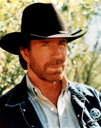 Happy birthday to the legend Chuck Norris!