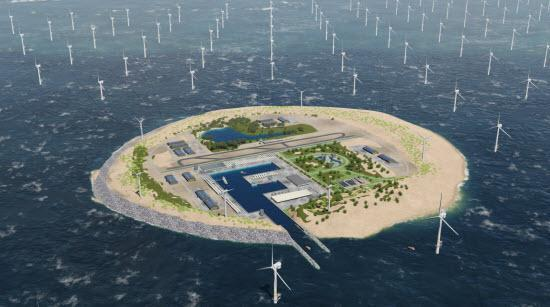 Danish, Dutch and German firms to build huge artificial island for wind power https://t.co/MmqRk0k6l8 https://t.co/xHUGoJ8nr1