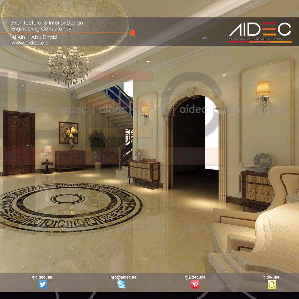 AIDEC on Twitter Proposed Interior Design Residential Villa aidec