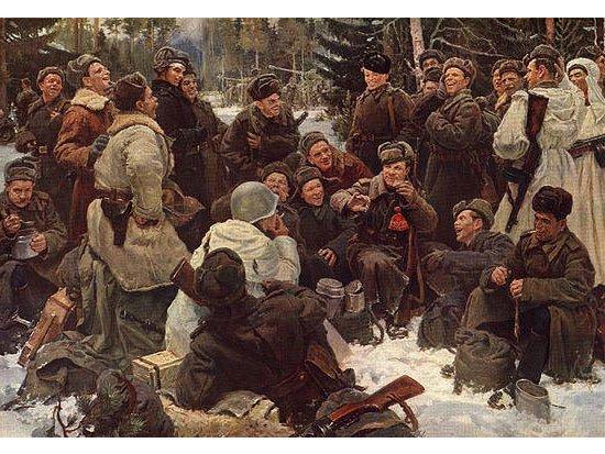 Сочинение по картине г г нисский подмосковная зима