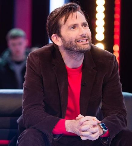 David Tennant on Top Gear