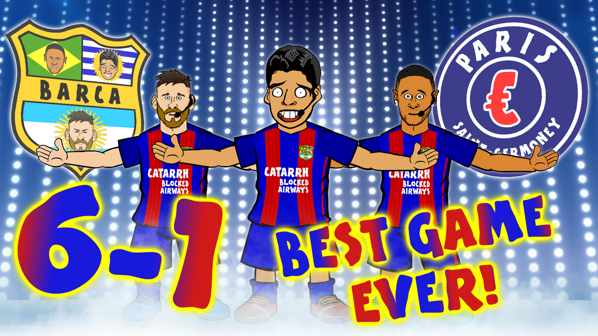 Real Madrid Vs Barcelona Best Moments