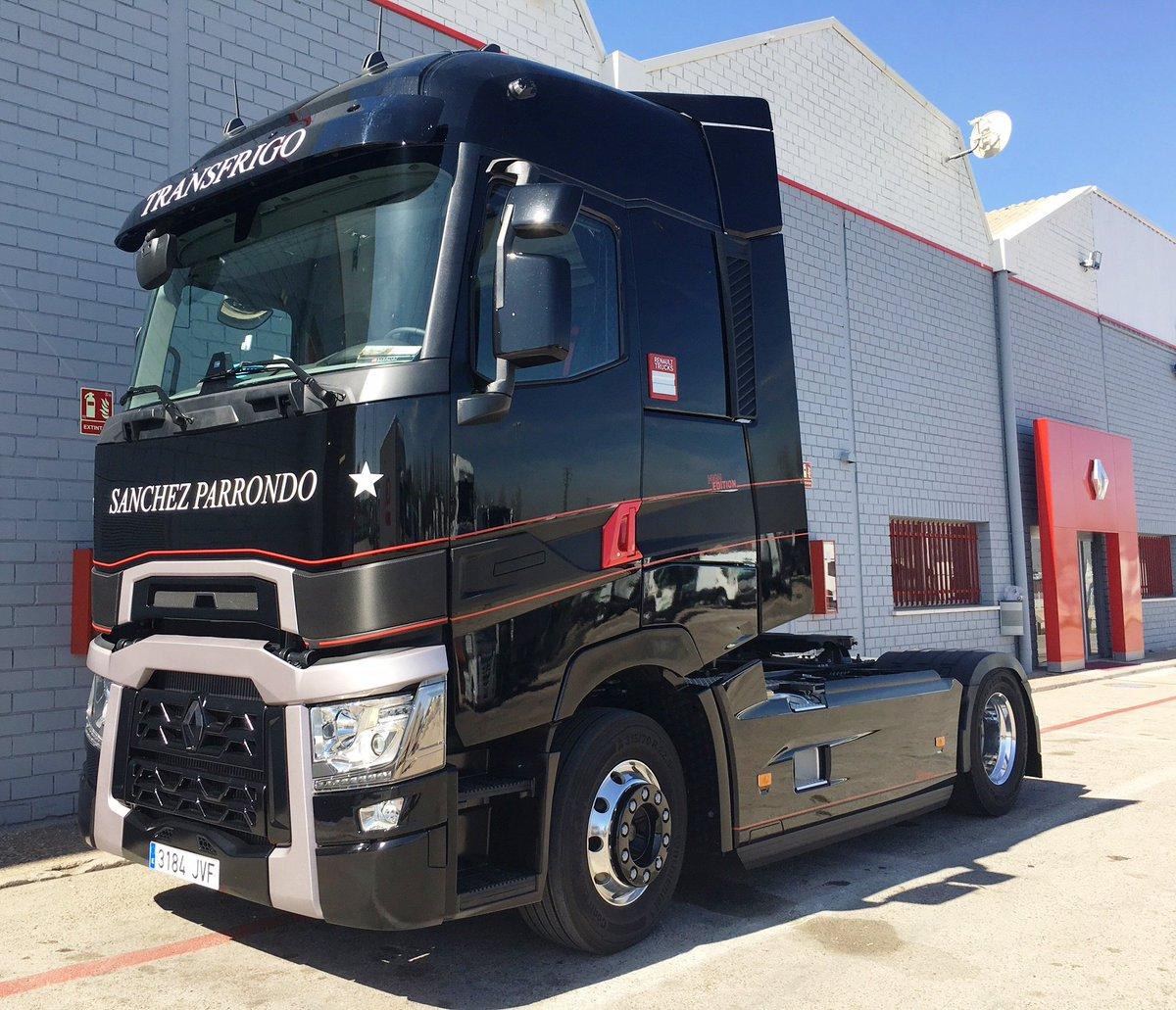 Renault Trucks: Renault Trucks (@RenaultTrucksCo)