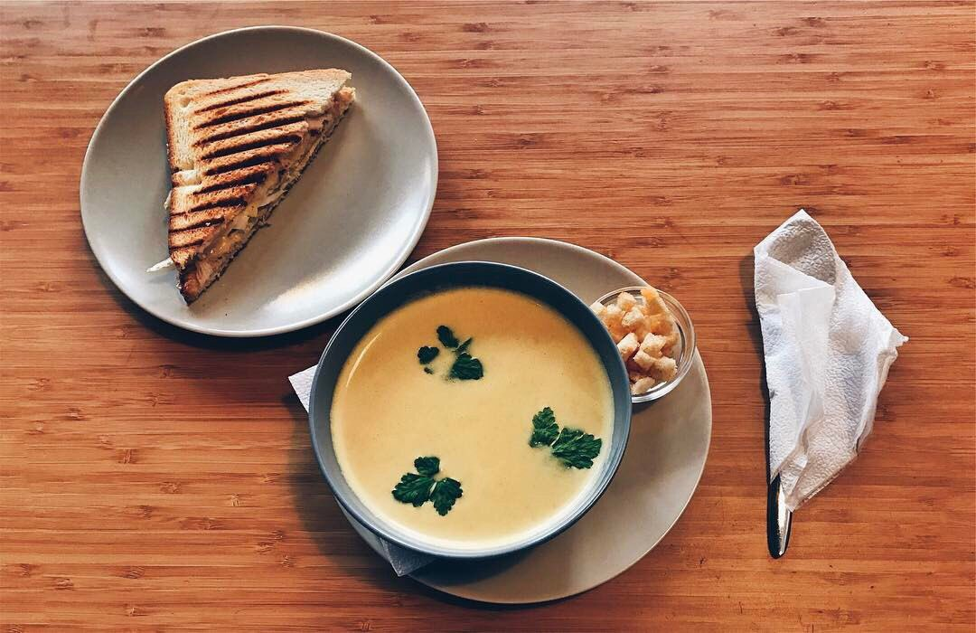 Сырный крем суп рецепт с плавленным сыром пошаговый рецепт