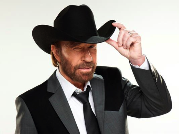 Chuck Norris joke of the day: Chuck Norris can blow bubbles with beef jerky. Happy birthday Chuck Norris