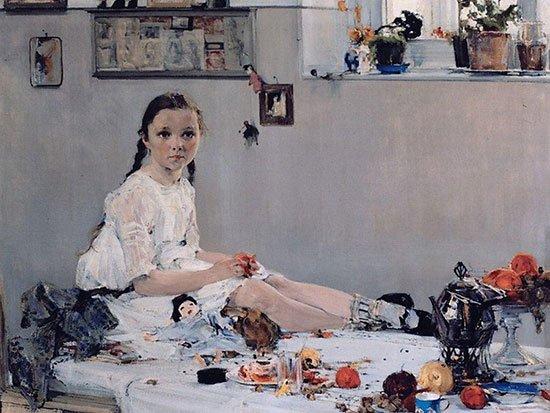 Сочинение по картине кузьмы петрова-водкина портрет мальчика