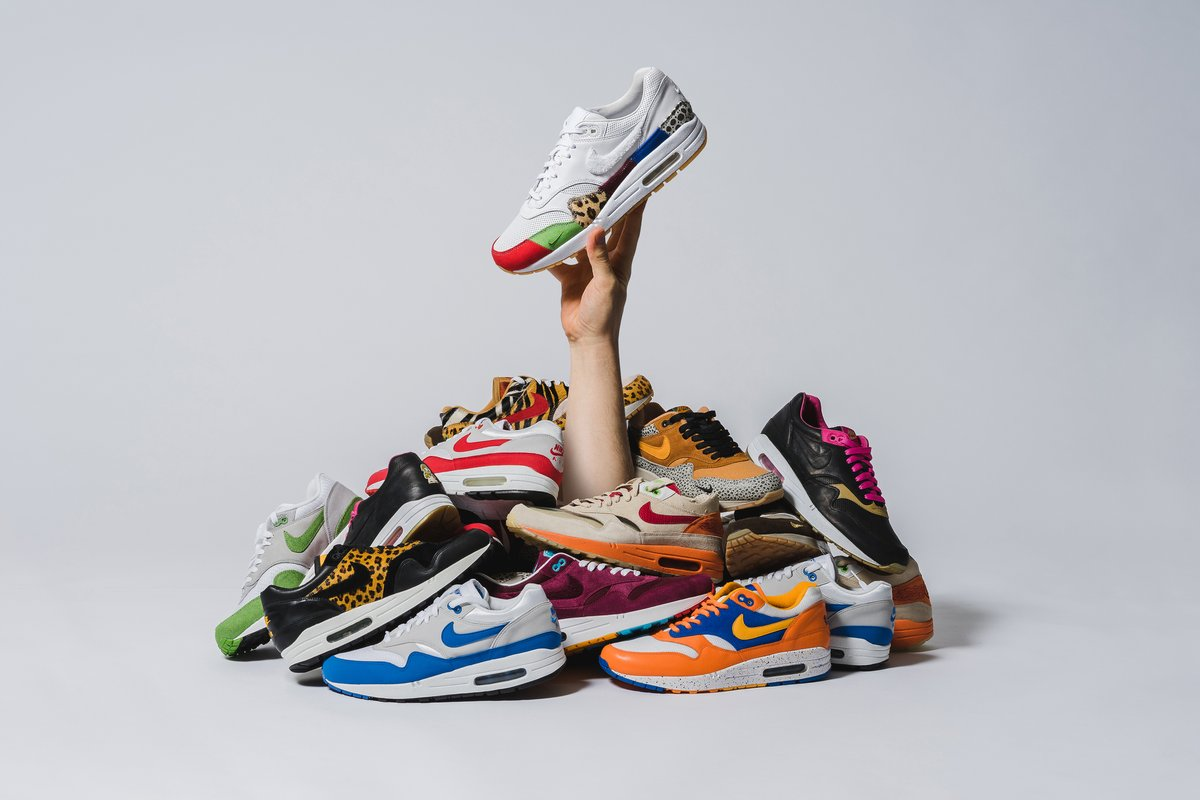 buy popular 97a29 1d596 ... Nike Air Max 1 Master Friends  Family...  httpthesolesupplier.co.uknewsheres-your-only-chance-to-cop-the-nike-air -max-1-masters-friends-family ...