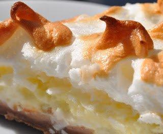 Creole Coconut Pie