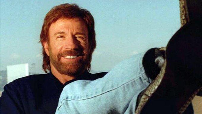 Happy Birthday, Chuck Norris!