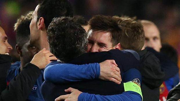 f7182a0e44 Quem também aplaudiu bastante esta versão caliente de Messi foi César Luis  Menotti