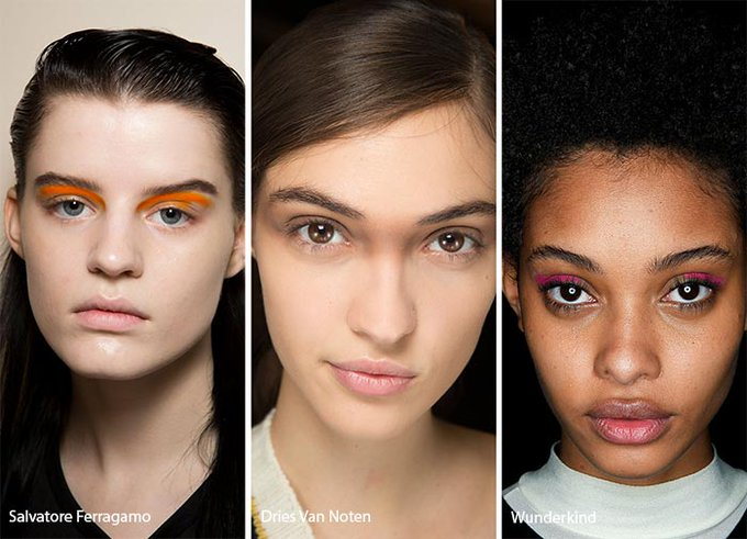 Spring/ Summer 2017 Makeup Trends