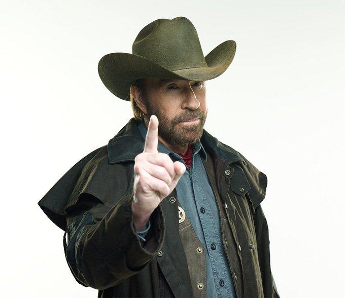 Happy Birthday Dad   Chuck Norris