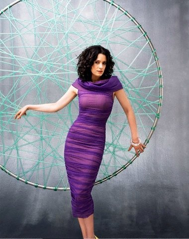 Happy Birthday. Today, Mar. 10, 1969 Paget Brewster, American actress was born.   (