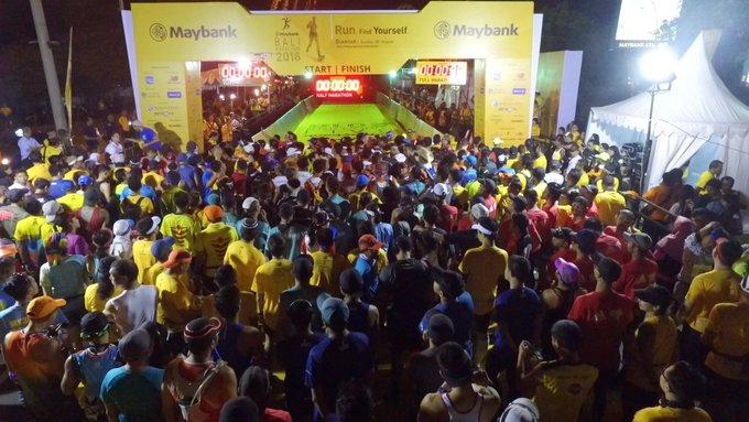 Maybank Bali Marathon ~ 2016