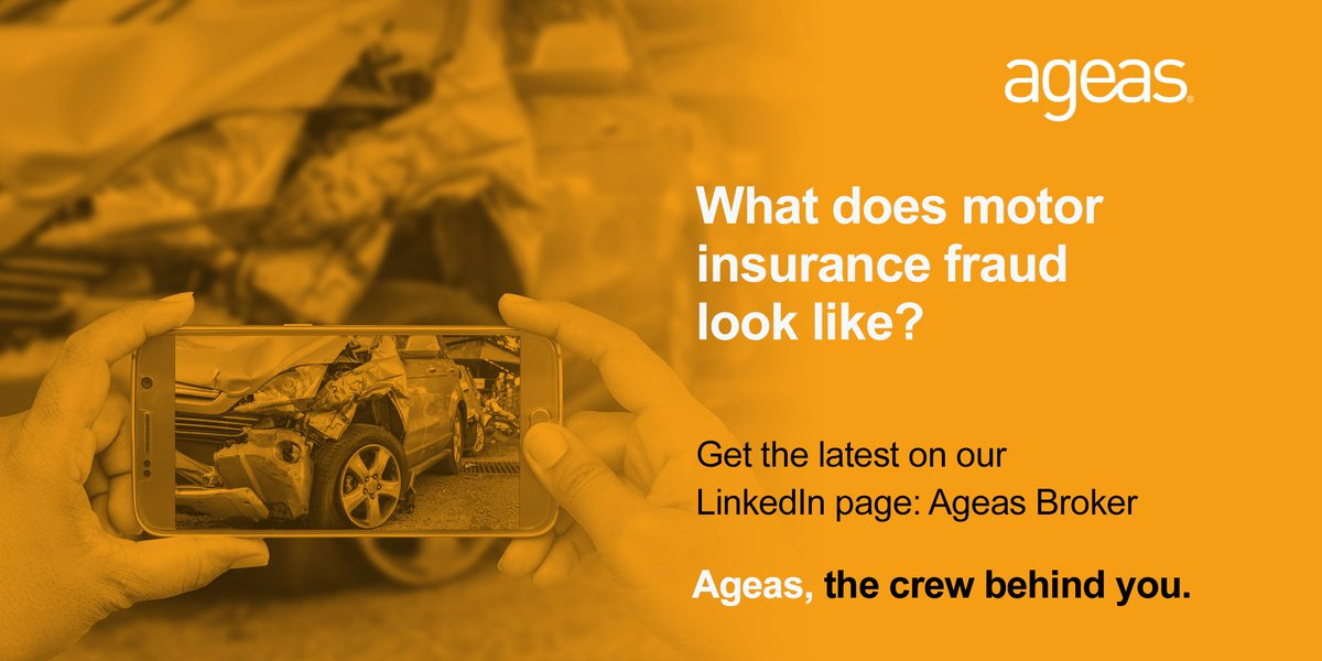 Ageas Car Insurance >> Ageas Broker On Twitter Help Us Steer The Industry Away From Motor