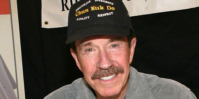 Walker, Texas Ranger star Chuck Norris turns 77 today! Happy Birthday!