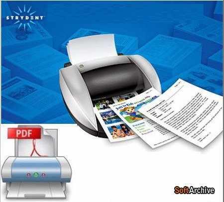 bullzip pdf printer бесплатно