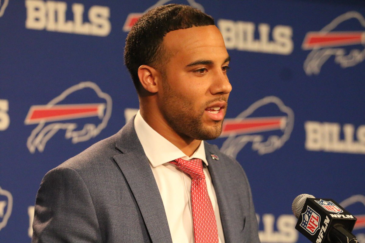 "Buffalo Bills on Twitter ""Micah Hyde ""Whatever I can do to help"