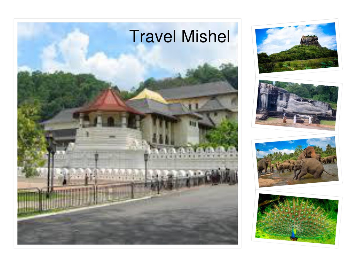 TRAVEL MY LOVE MISHEL IN SRI LANKA photo