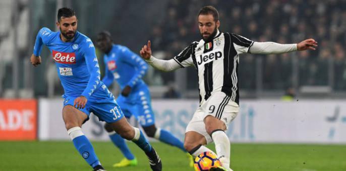 Napoli Juventus al veleno