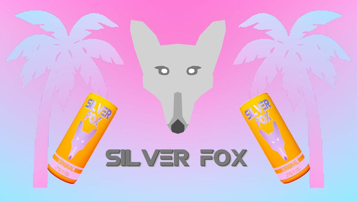Silver Fox At Silverfoxdrinks Twitter