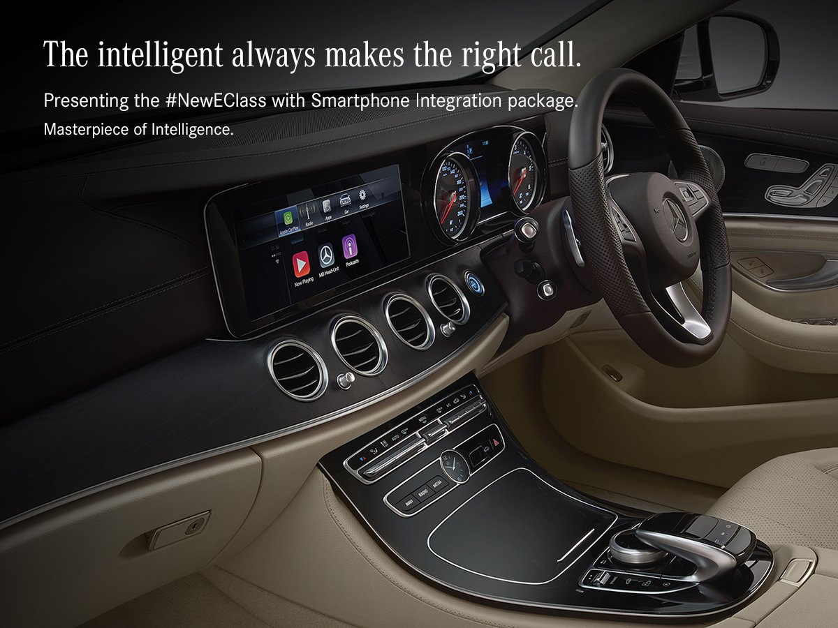 Mercedes-Benz India on Twitter: