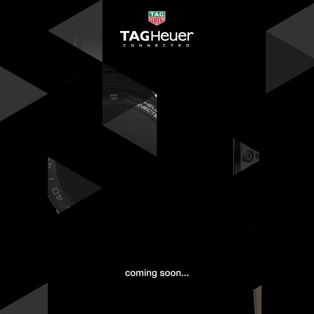 TAG Heuer announcing its next smartwatch on March 14