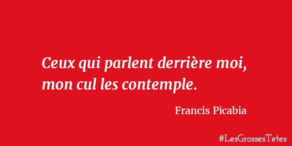 francis picabia citation