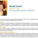 Coup de projecteur dans la presse sur Muriel Tramis (#Alumni @ISEP Promo 1981) et son parcours assez exceptionnel ! https://t.co/Sa805qJaGm