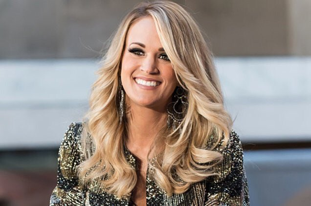 Happy Birthday to Carrie Underwood who is turning 34 today!