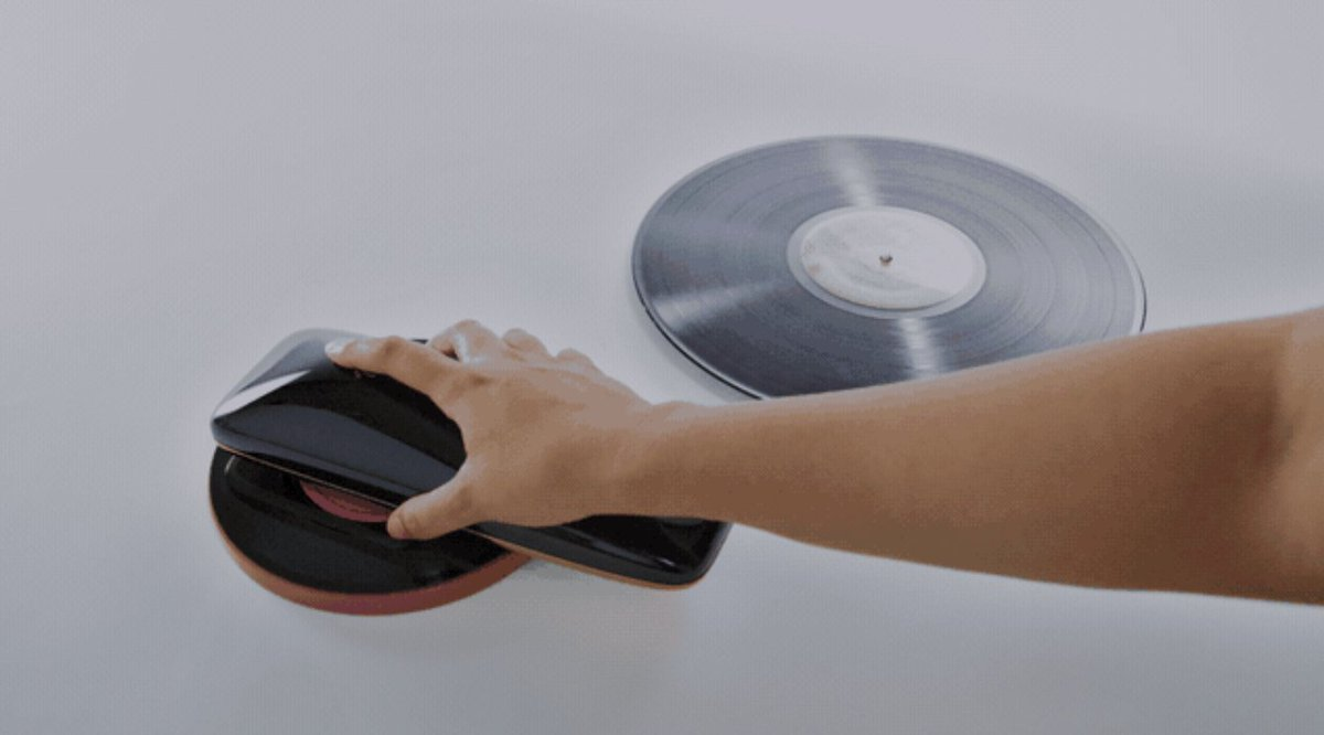 Live Nation Pgh Vip On Twitter Flipping The Switch With This Record Player Https T Co Ubxahsnuip Pingie Turntable Records Music Innovation
