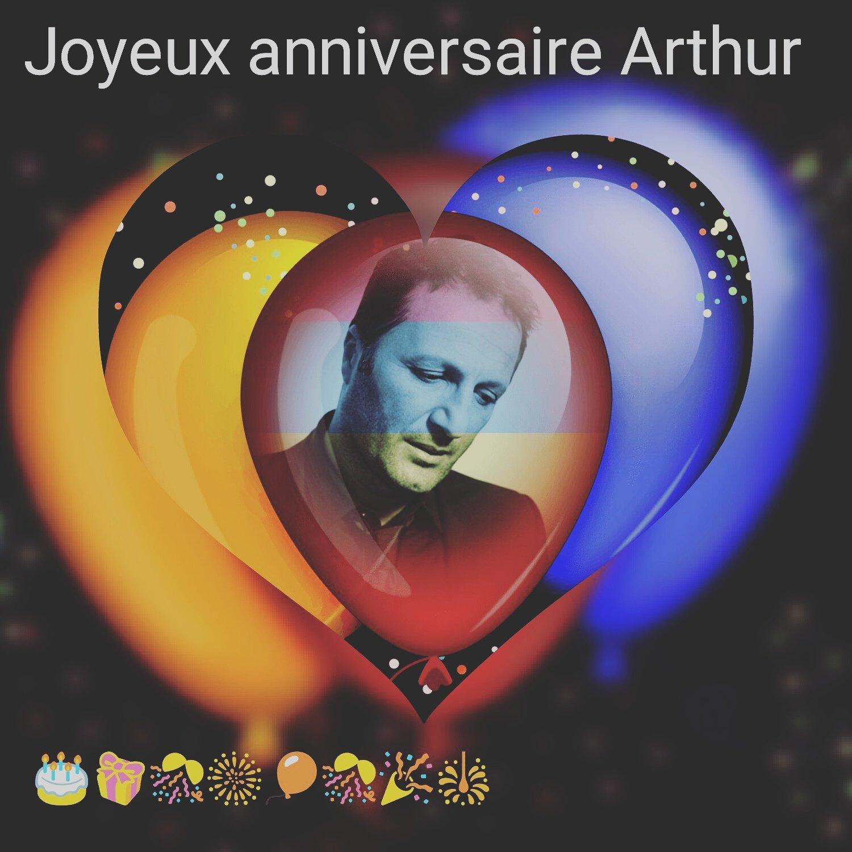 Fan Arthur Et Mareva On Twitter Joyeux Anniversaire