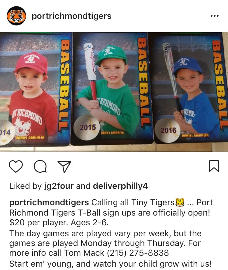 Port Richmond Tigers (@PortRMD_Tigers) | Twitter