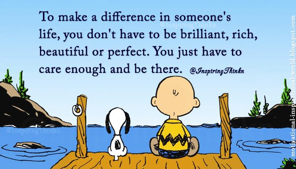 """Roy T. Bennett on Twitter: """"To make a difference in ..."""