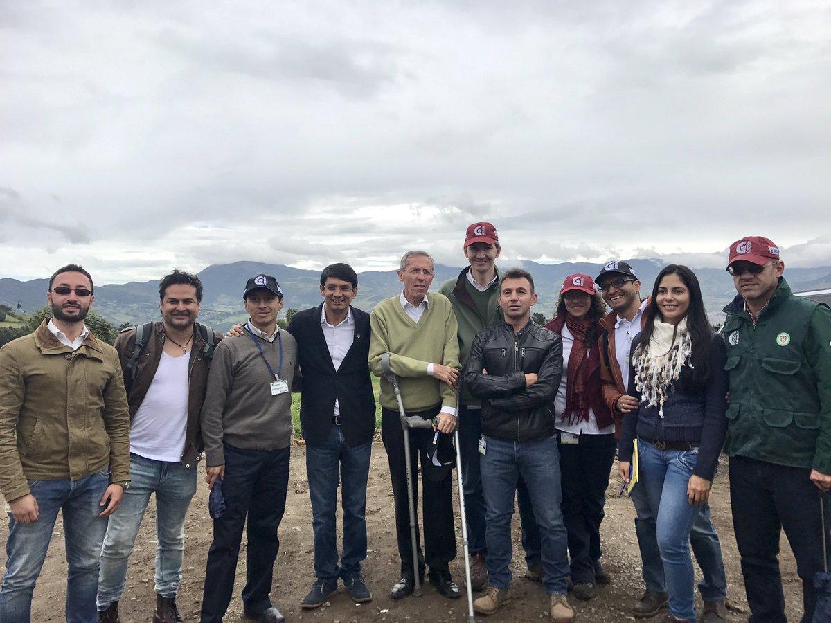 Visitamos Corpoica para conocer los proyectos de investigación agrícolas y pecuarios. ¡Aunar esfuerzos para llevarlos a la ciudadanía!